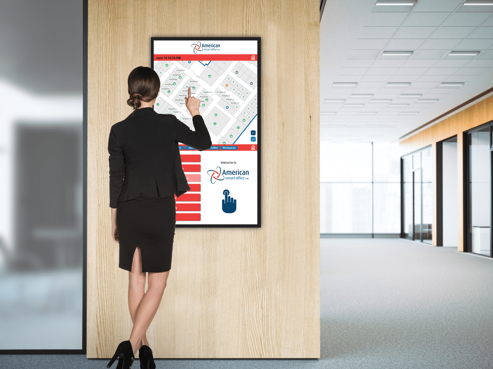 Self-Service Interactive Digital Displays and Kiosks