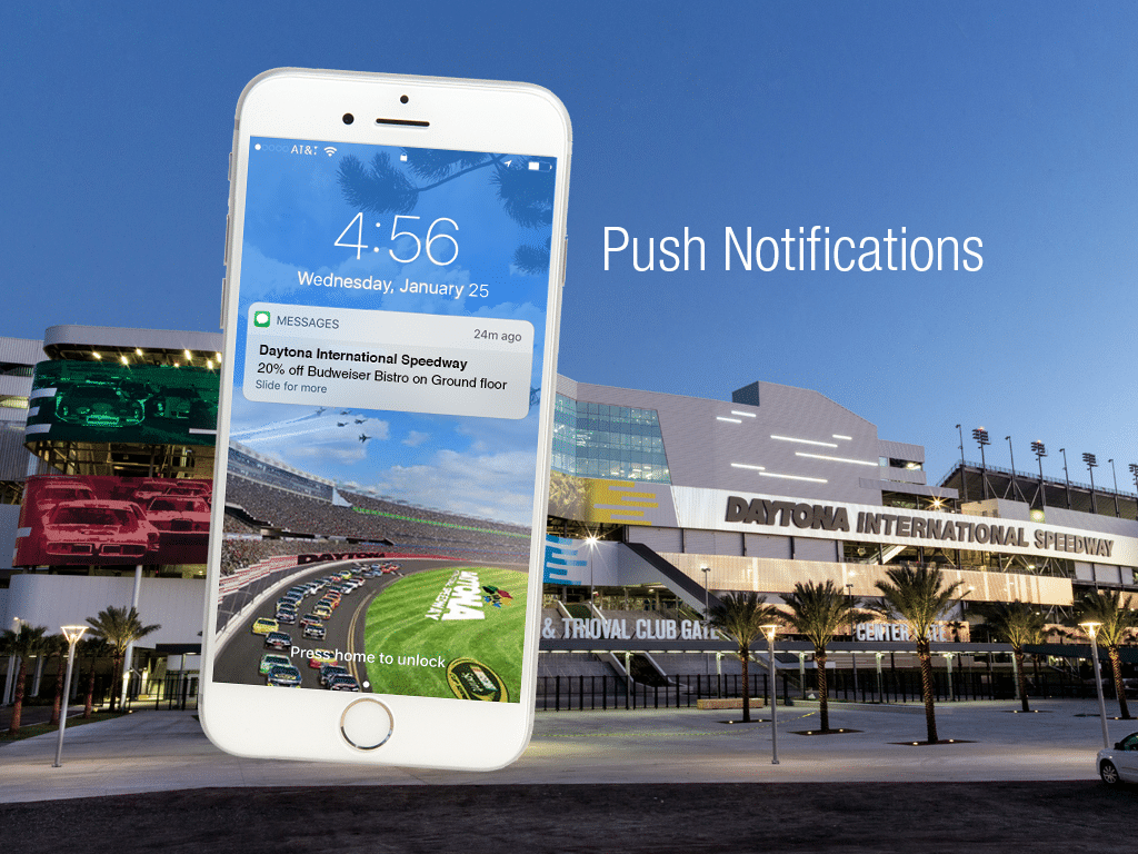Indoor Location Solutions offers mobile positioning and engagement products for stadiums