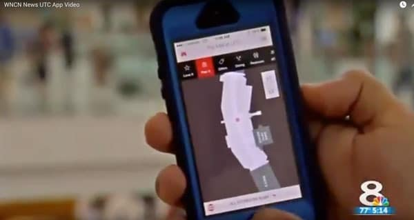 WFLA NBC 8 TV News Feature The Mall at UTC App [Video]