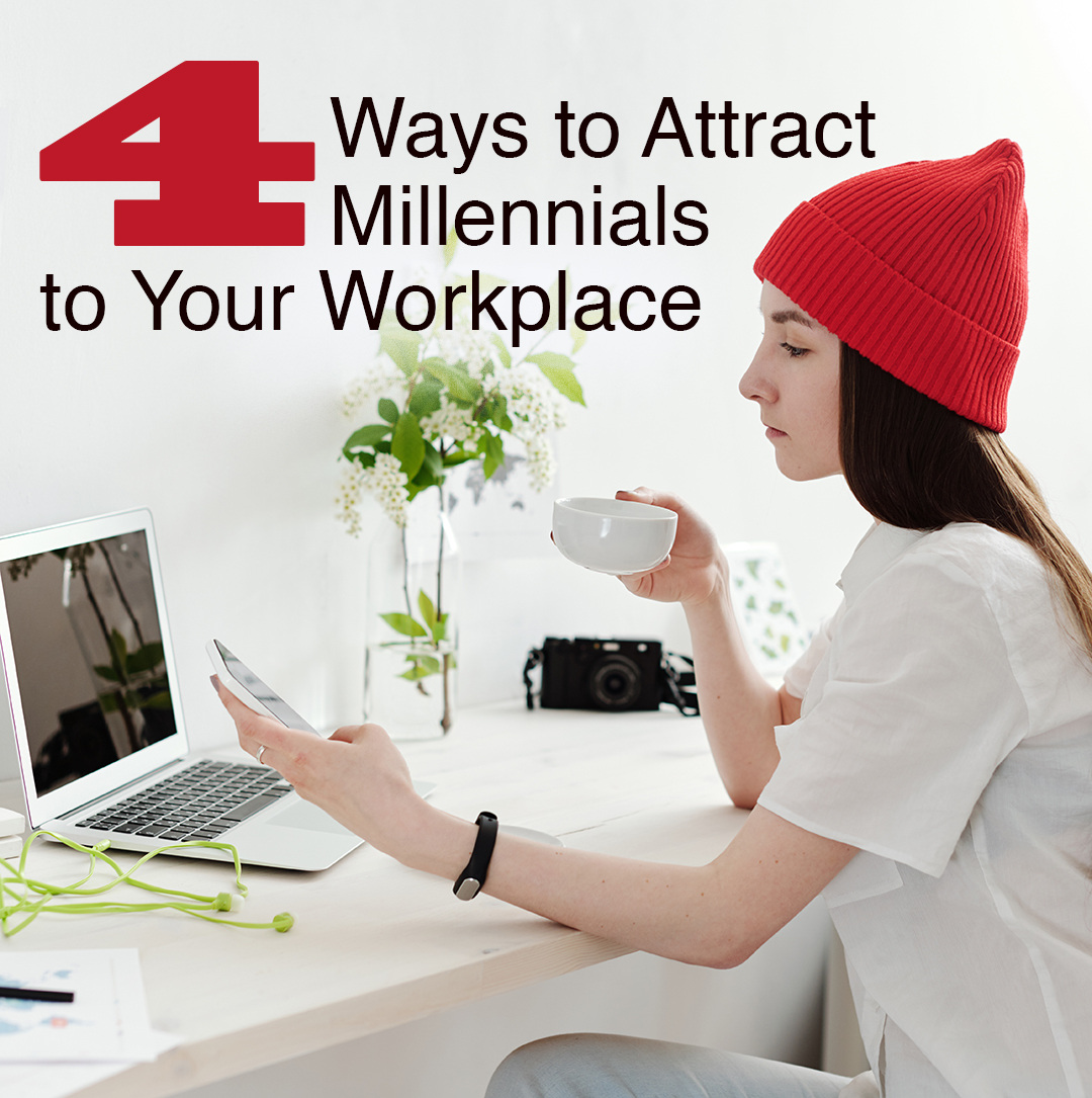 SPREO-4ways to attract millennials